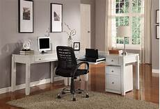 l shaped home office furniture parker house boca three piece l shaped desk wayside