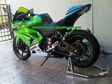 Modifikasi Rr 2010 by Spec Modifikasi Kawasaki 250 Rr 2010 Modifikasi