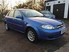 how make cars 2005 suzuki daewoo lacetti parking system daewoo 2006 lacetti 1 6 auto sx 49k miles full service history car for sale