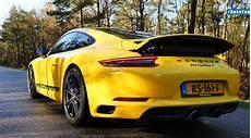 2018 Porsche 911 T Exhaust Symphony