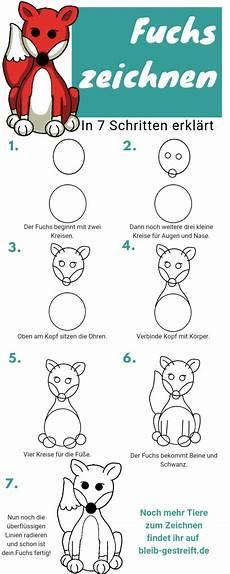 Malvorlage Fuchs Einfach Fuchs Zeichnen Lernen Fuchs Zeichnen Zeichnen Lernen