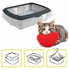 cassetta per gatti sacchetti igienici per lettiere o cassetta igienica per