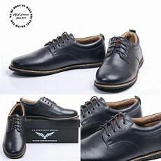 jual sepatu casual pria sepatu kerja sepatu kulit fyufi footwear brodo low original