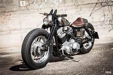 Oldest Harley Davidson by Caf 201 Racer 76 Iron A Vintage Style Harley Sportster