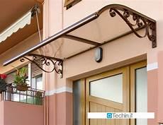 tettoie in alluminio e policarbonato pensiline da ingresso vendita tettoie tettoia in