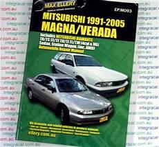 online auto repair manual 1986 mitsubishi tredia regenerative braking mitsubishi magna v6 verada ellery repair manual 1991 2005 sagin workshop car manuals repair