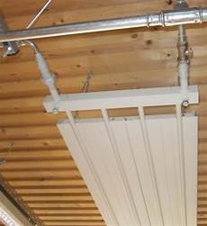 panneau rayonnant plafond panneau plafond rayonnant duck sabiana sabiatherm