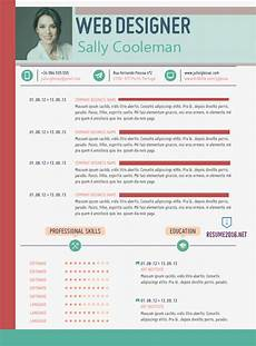 20 awesome resume templates 2016 get employed today