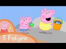 Peppa Wutz Neue Episoden Neue Folgen Sammlung Peppa Wutz Am Strand Zusammenschnitt Peppa Pig