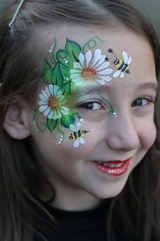 26 Besten Kinderschminken Bilder Auf Bemalte