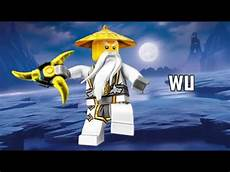 lego ninjago possession sensei wu