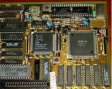 286er escom mainboard mit amd n80l 286 16 s cpu ram 286