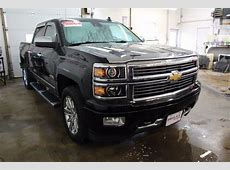 Used 2015 Chevrolet Silverado 1500 High Country 5.3L 8 CYL