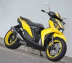 Modifikasi Motor Mio Gt by Foto Modifikasi Yamaha Mio Gt 125cc Simple Acre