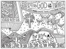 Malvorlagen Advent 2016 Advent Coloring Pages 8 5x11 Illustrated Ministry