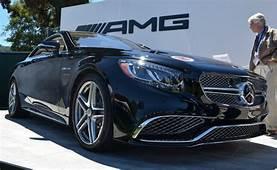 Mercedes S65 AMG Coupe Takes Pebble Beach Biturbo Storm