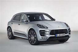 2016 Porsche Macan Turbo News And Information