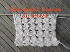 tuto point liseuse au tricot stitch knitting facil punto