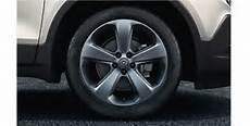 opel felgen katalog opel mokka accessories wheel 7j x 18 5 spoke design