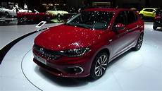 2017 Fiat Tipo Hatchback Exterior And Interior