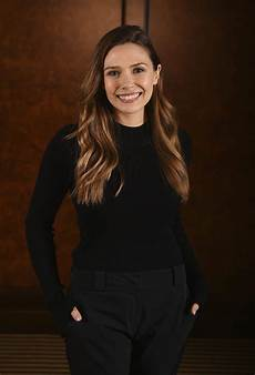 elizabeth olsen elizabeth olsen plays grieving widow in new facebook