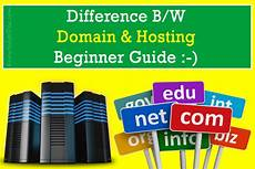 difference between domain and hosting beginner guide everything related to knowledge
