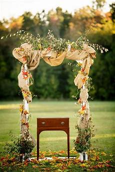 fall wedding inspiration simple elegance by