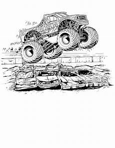 Malvorlagen Jam Malvorlagen Truck