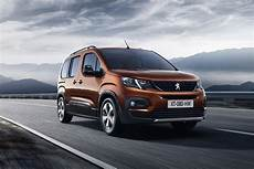 2018 Peugeot Rifter Mpv Prices And Specifications