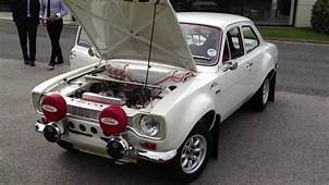 Ford Escort MK1 RS1600 Rally Car  Race Engine Surely The