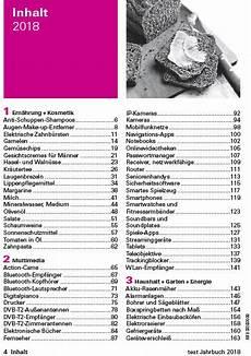 stiftung warentest test 2018 187 pdf magazines