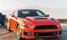 ford mustang tuning roush performance autozeitung de
