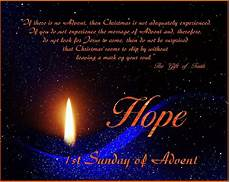december 3rd 2017 1st sunday of advent st clare parish