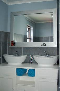 Framed Bathroom Mirror Ideas Make A Decorative Framed Mirror Hometalk