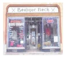 Boutique Rock Greater Montreal Area Store Shop