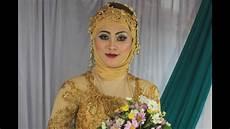 Tutorial Kebaya Pengantin Muslim Modern 3
