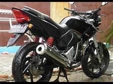 Honda Tiger Modif Simple by Motor Trend Modifikasi Modifikasi Motor Honda