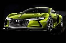 Charged Ds E Tense Gt Concept Revealed Car Magazine
