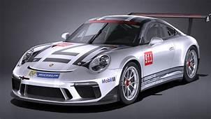 3D Porsche 911 Gt3 Model  TurboSquid 1154853