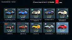 gt6 buying car tuning and gt autos