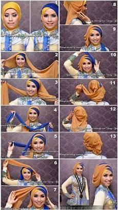 7 Tutorial Gaya Jilbab Ini Memang Butuh Sedikit Usaha