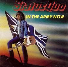 In The Army Now Song