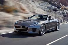 refreshed 2018 jaguar f type gains 296 hp turbo 2 0l