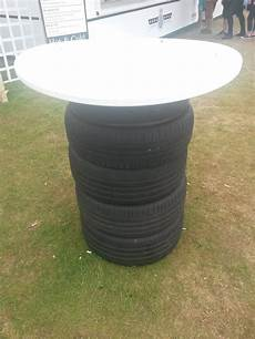 Tisch Aus Autoreifen - great cafes car tyre table