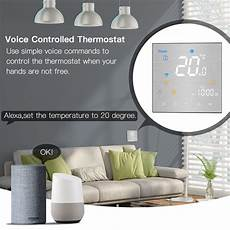 Moeshouse 3000 Wifi Smart Thermostat Temperature by Moeshouse Bht 3000 Wifi Smart Thermostat Temperature