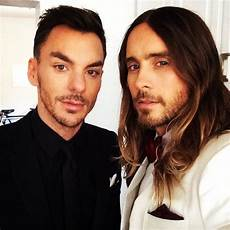 1152x864 Jared Leto Shannon Leto Jared And Shannon Leto Snapped A Selfie On Their Way To