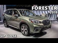2019 subaru global platform subaru forester 2019 up look inside out