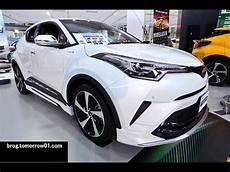 Toyota C Hr Hybrid Quot Modellista Style Quot 2