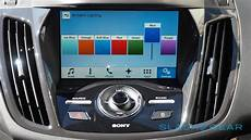 ford sync 3 living with ford sync 3 slashgear