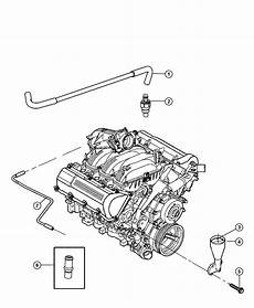 2006 jeep engine diagram 2006 jeep grand crankcase vent to intake ma engine ventilation mpi